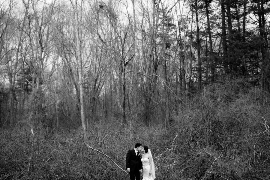 wedding at borderland state park