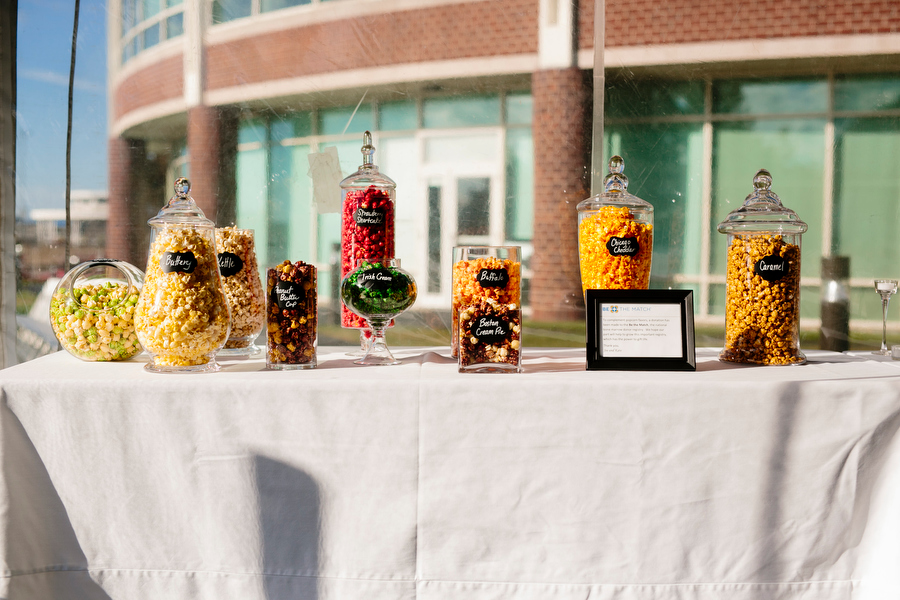 reception candy details