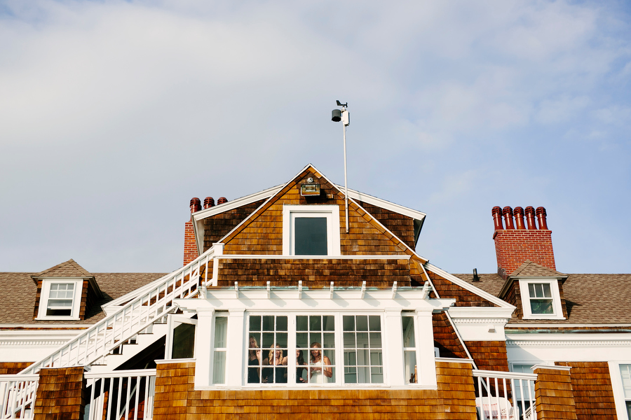 Wedding Photography documentation summer Eastern Yacht Club Marblehead, Massachusetts