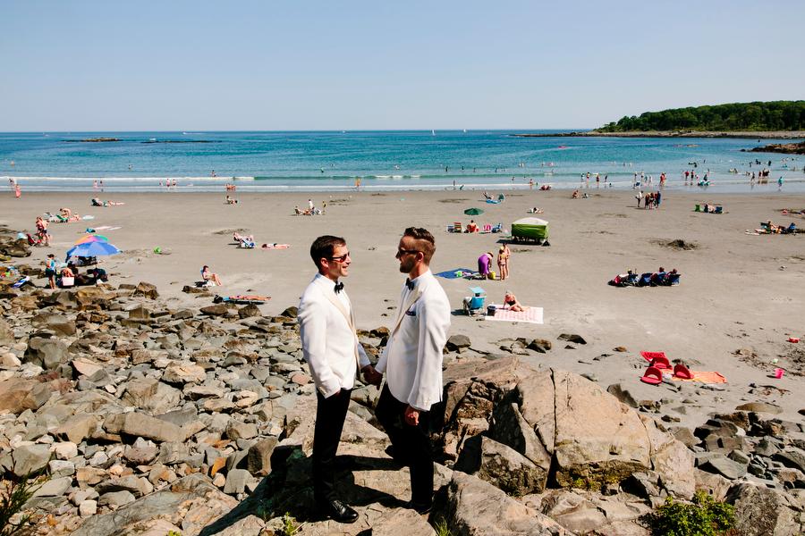 hartley mason reserve beach wedding