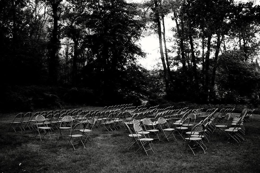 wedding ceremony site at the old manse in concord, ma