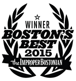 Winner BOSTON'S BEST 2015