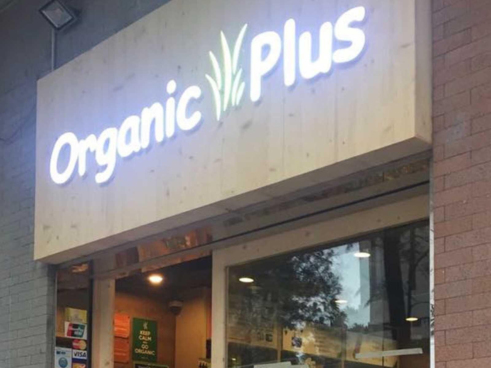 Organic Plus   Lei King Wan Shop  Business Hours:10am-8pm Mobile:2833 6238 Email:lkw@organicplus.com.hk Address:Shop GD06, Site D, 25 Tai On Street, Lei King Wan,  Sai Wan Ho, H.K.