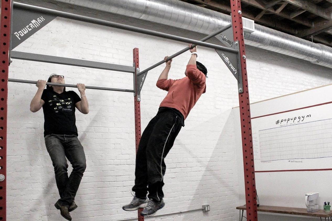 Powermax Pop-Up Gym