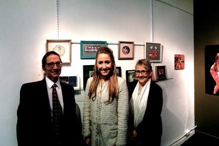"""""""Nature/Nurture: A Family of Artists""""viaJ. R. Kortman Center for Design"""