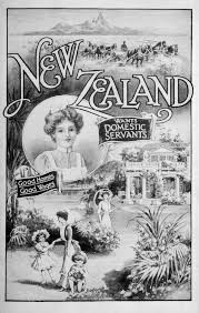 NZ was in need of farm, domestic labour, skilled workers e.g. in 1900 - 1915 when the first 'Law' ancestors emigrated, Janet Gardner (Law), daughter of GGGF John Law and sister of Thomas Law, GGF.