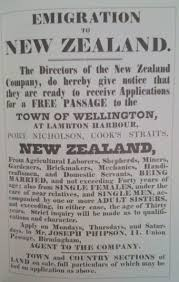 This type of advertising may have been tempting for immigrants to NZ. Margaret (Law),Robert Gardner (husband) and older children came first to Wellington. 1900 - 1915 were boom years for NZ immigration prior to WW1. 120,000 came of which two thirds were from Britain and over 20 per cent of these were Scottish. GF Jamesand GGF Thomas Law, I am told, didnot have a free passage to NZ, they paid their own way. in 1922.