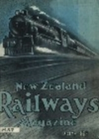 The New Zealand Government Railways - James Harcus was a Surfaceman for NZR.