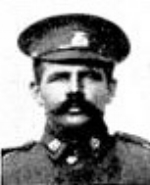 Private James Harcus, Otago Infantry Battalion, NZ Expeditionary Force