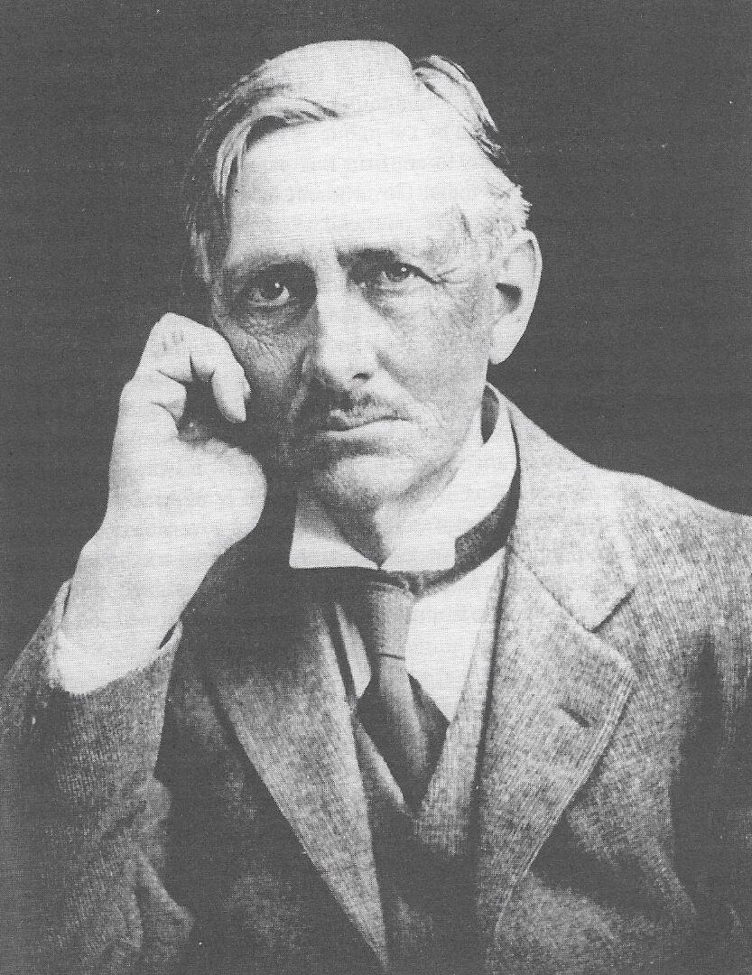 Sir Frederick Truby King, Medical Superintendent at Seacliff Mental Asylum from 1899 - 1920. As well as making ground breaking changes by turning Seacliff into a working 'Farm Asylum', he was well respected in NZ and closely associated with infant welfare and the Plunket Society, for the health of women and children.