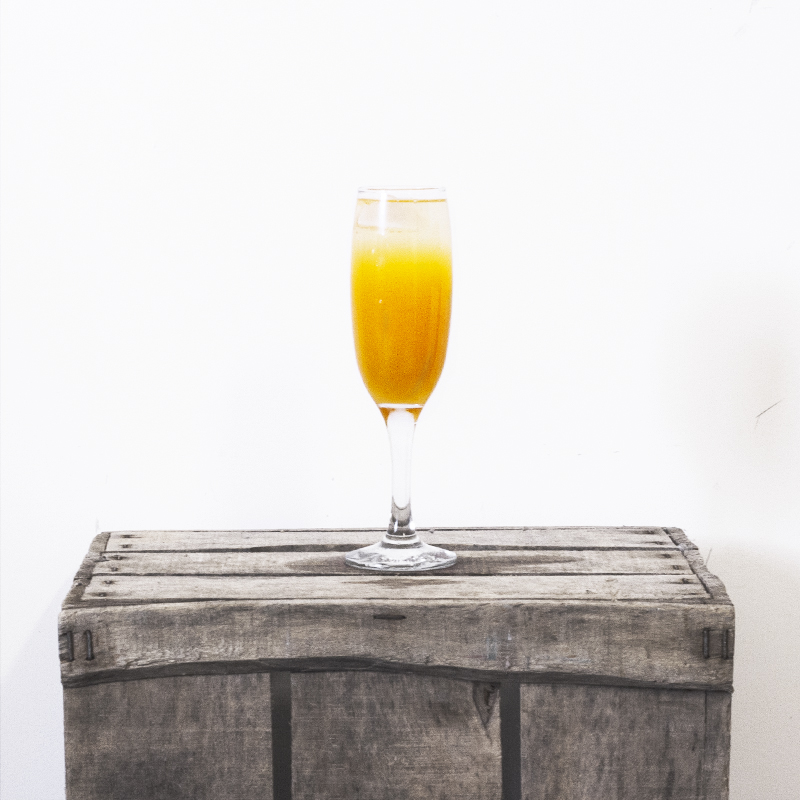 24TH DEC: APRICOT + CLEMENTINE BUCKS FIZZ