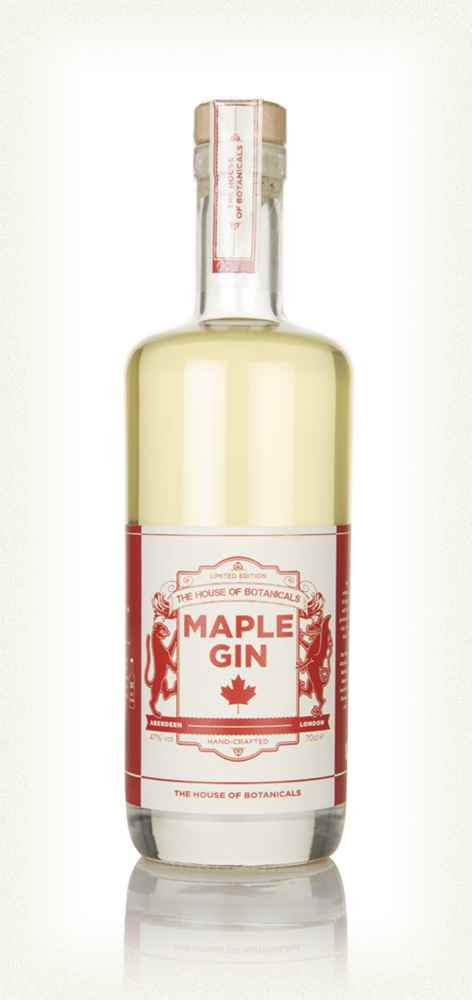 House Of Botanical Maple Gin