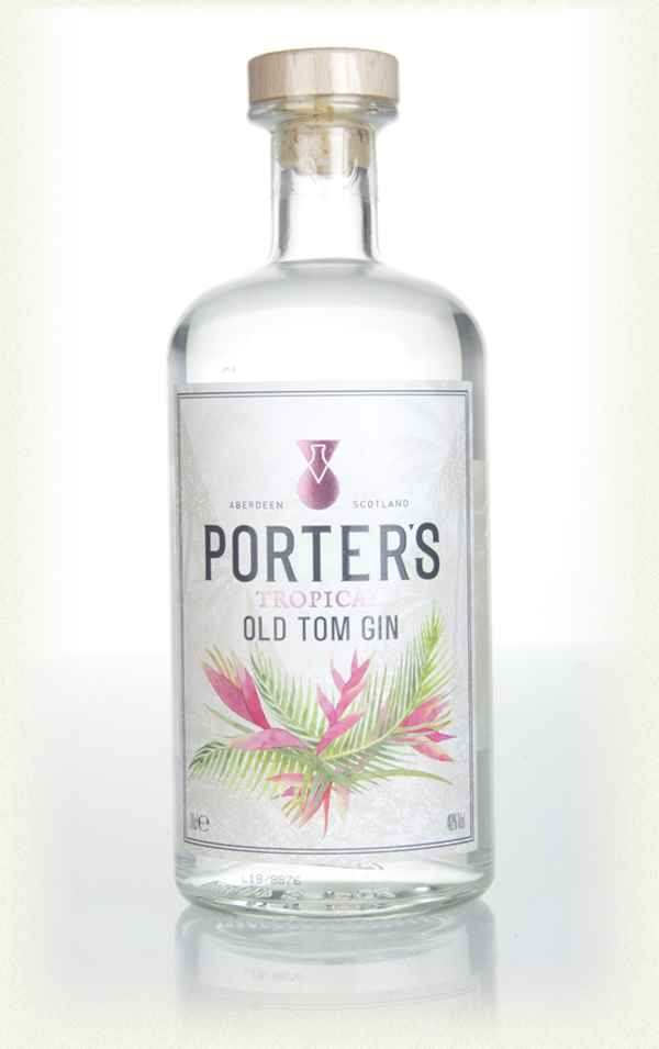 Porter's Tropical Old Tom