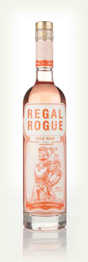 Regal Rogue's Wild Rosé Vermouth