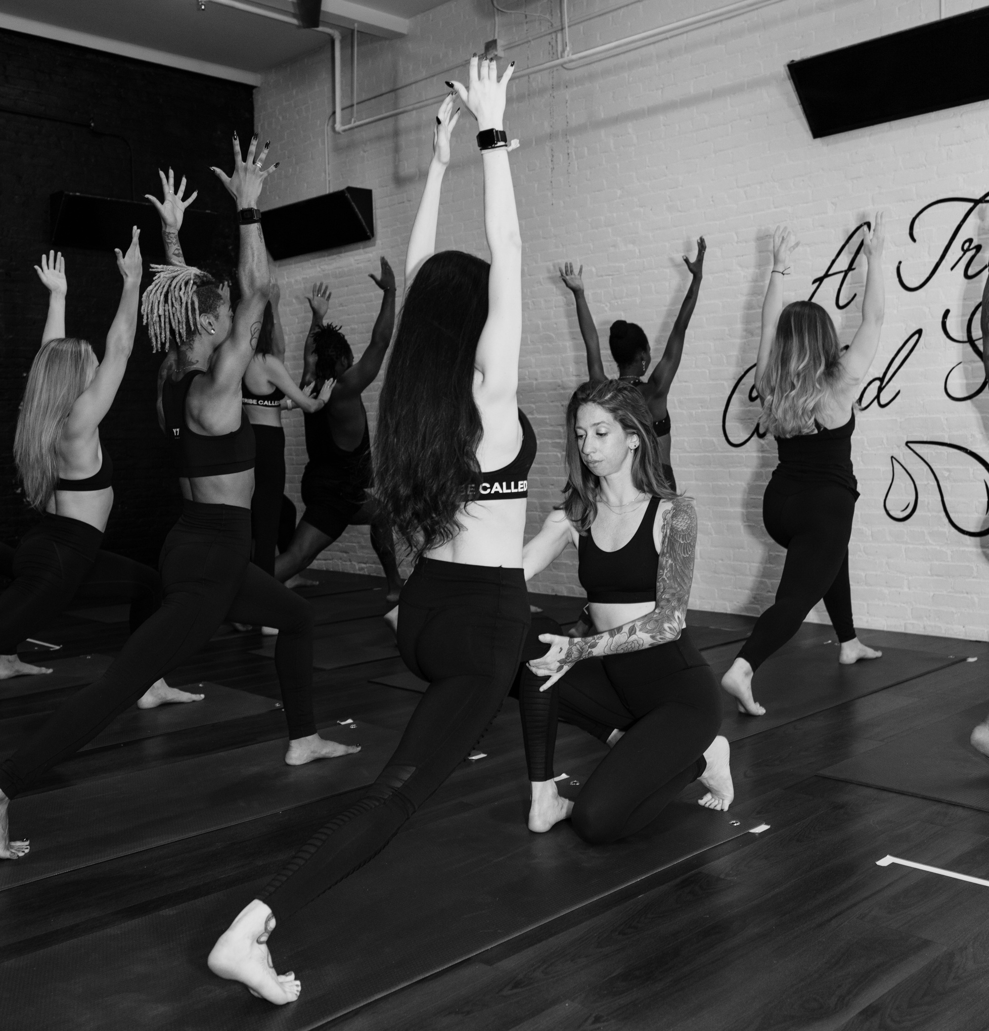 We Train Hard - Y7 Studio's 200-Hour Teacher Training adheres to the Yoga Alliance guidelines, while simultaneously going above and beyond the requirements by providing you with more contact hours, more hands-on experience and practical teaching than any other program.Upon completion of the program, you will be able to register as a Registered Yoga Teacher-200 with the Yoga Alliance.Y7 is proud of offer a scholarship to one participant per training as a way to provide yoga and its benefits to those who are already involved in service within their community and will continue to share the practice through the skill of teaching yoga.