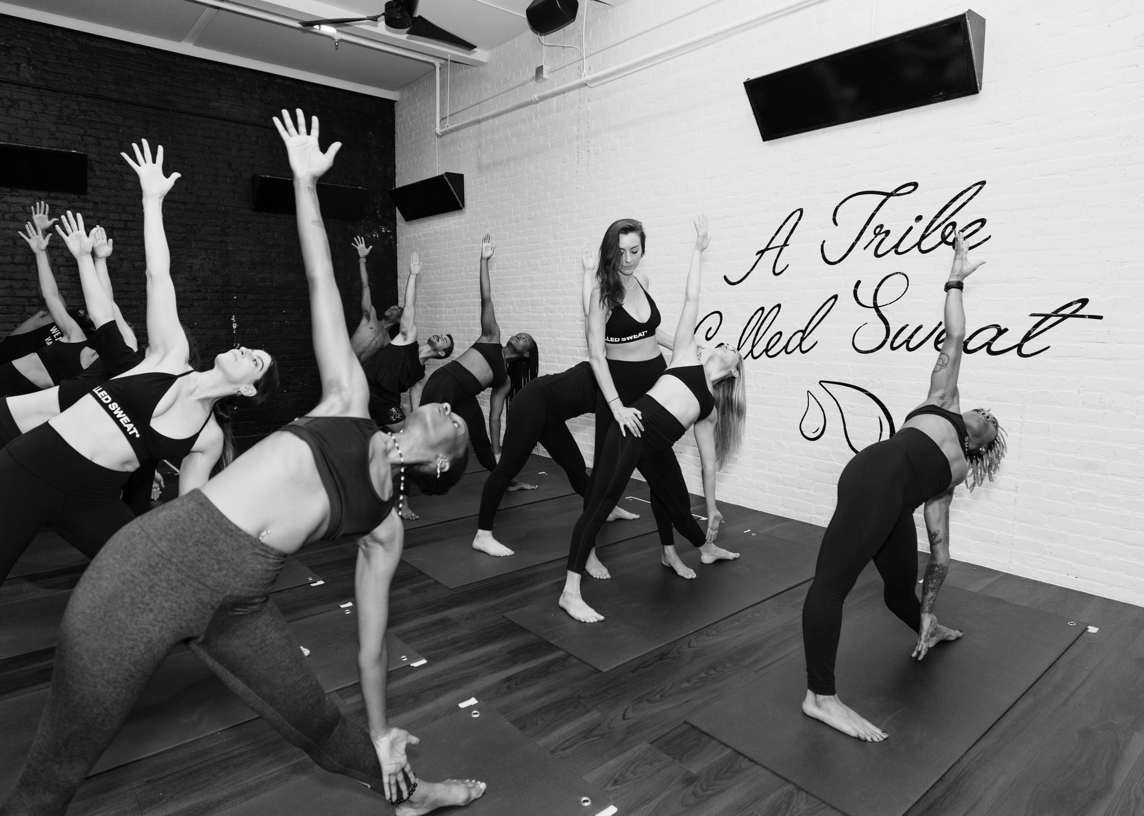 We Train Hard - Whether you are looking to teach or to deepen your knowledge of yoga, Y7 Studio's comprehensive Teacher Training programs will give you the tools to do so. Each of our programs are created in alignment with the Yoga Alliance guidelines, while going above and beyond the requirements by providing our students with more contact hours, hands-on experience and practical teaching applications.