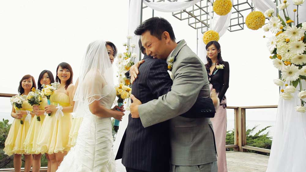 Carmel Outdoor Wedding Ceremony