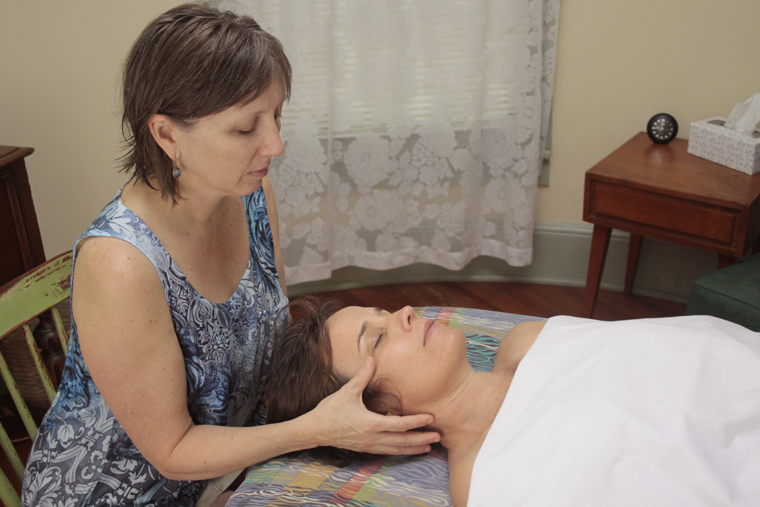 Craniosacral Therapy by Anna I. Reality