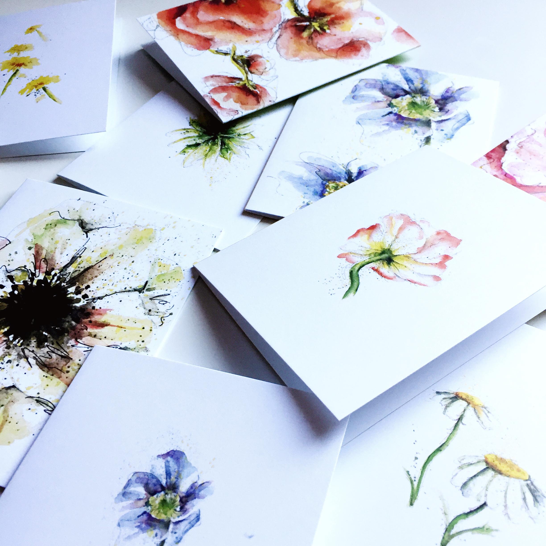 cartes de souhaits -