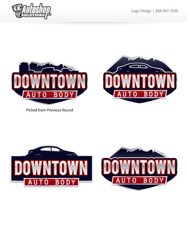 Downtown Auto Body - Phase 2