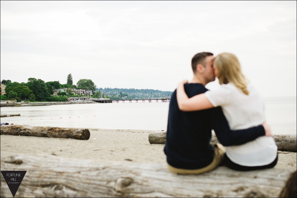 Vancouver engagement pictures