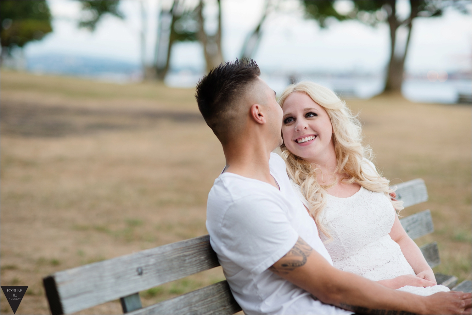 Stanley Park Engagement pictures