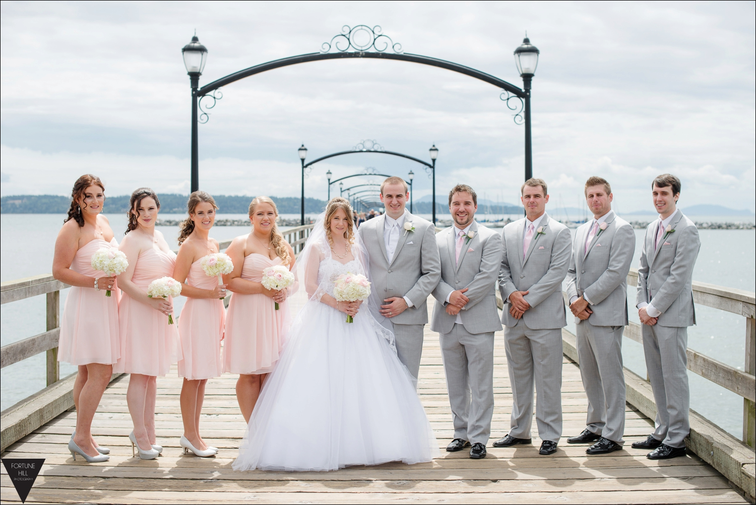 White Rock wedding pictures