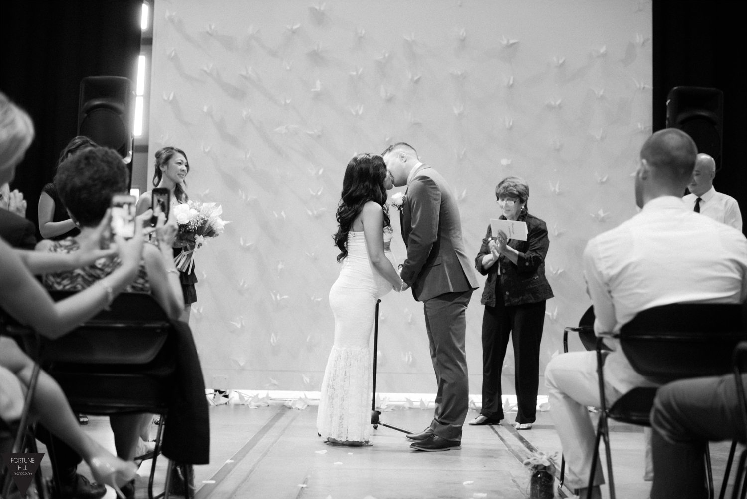 Vancouver Round House wedding pictures