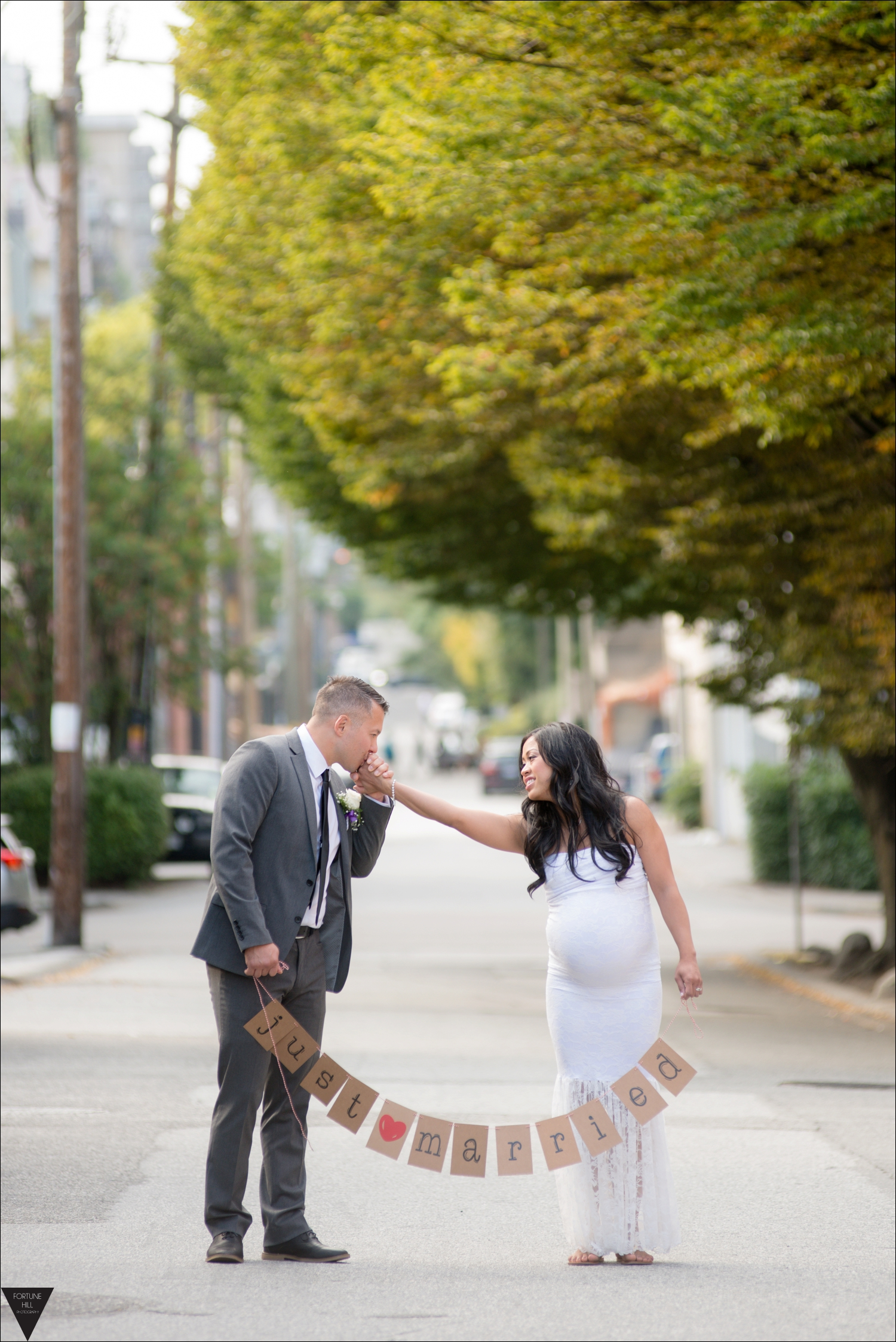 Vancouver wedding pictures