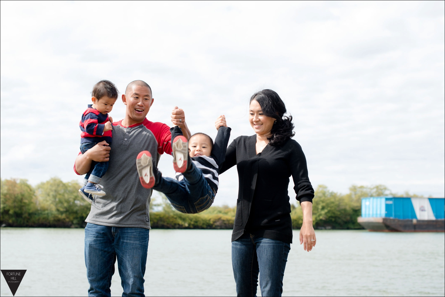 Vancouver family pictures