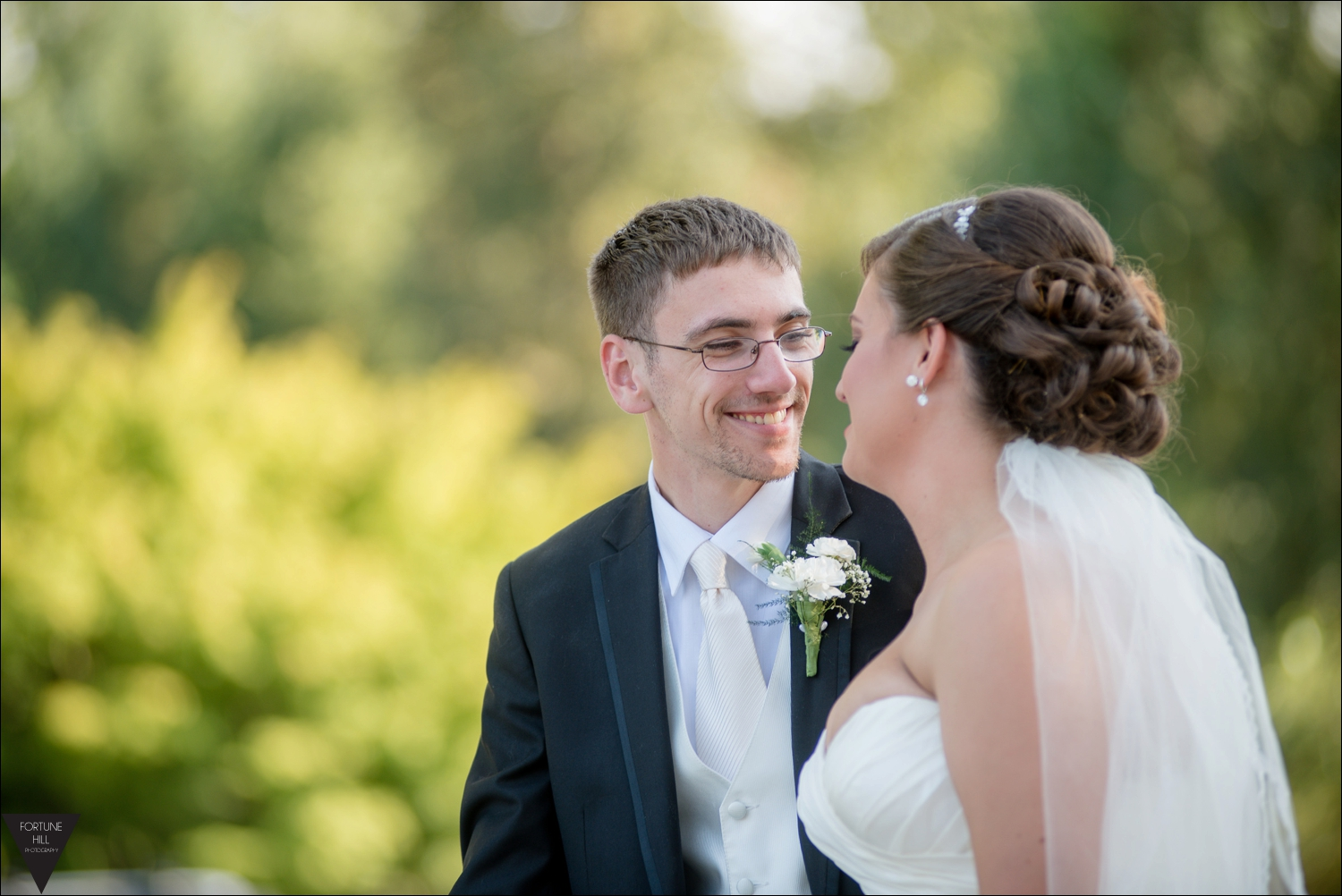 Fort Langley wedding pictures
