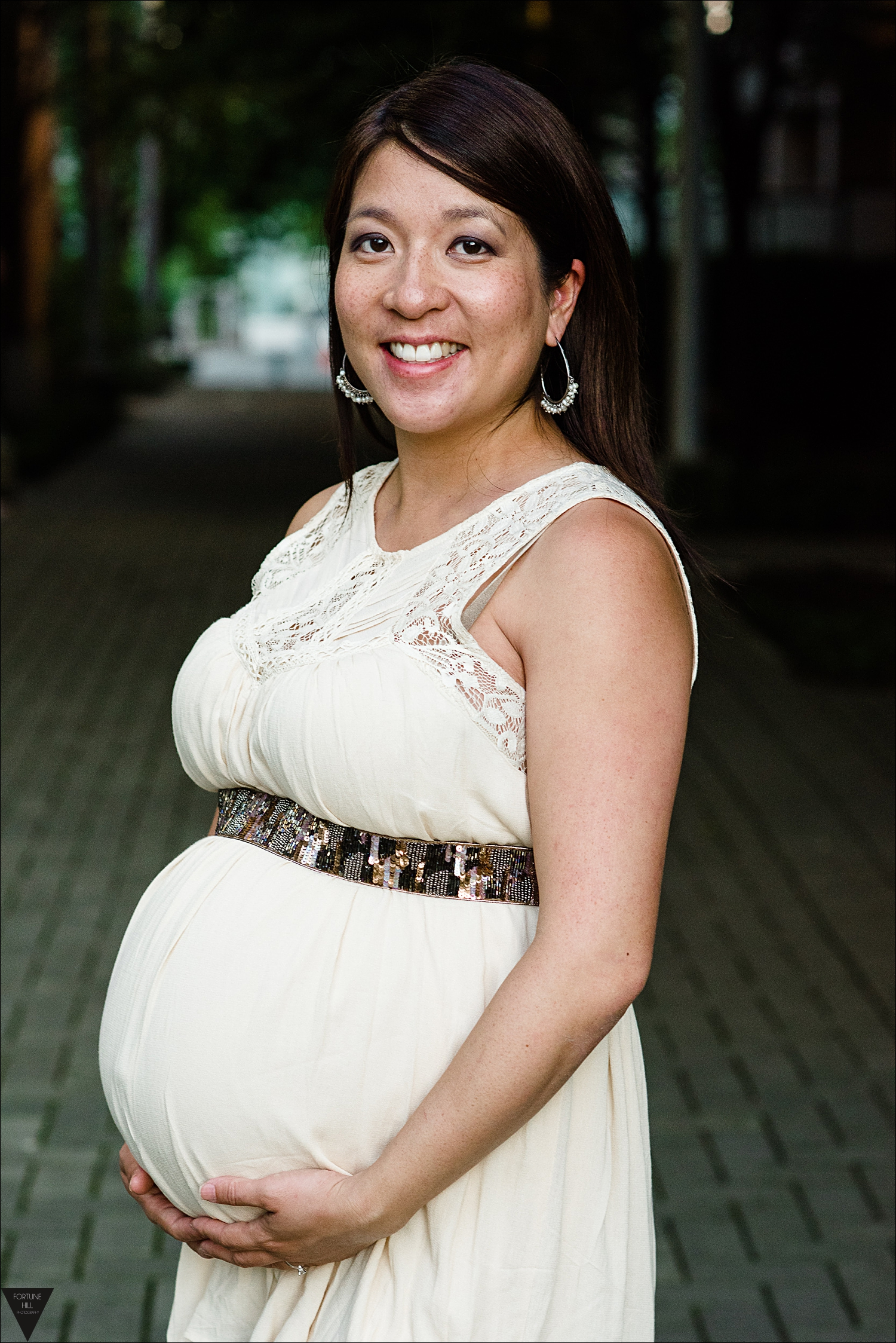 Olympic Village maternity pictures