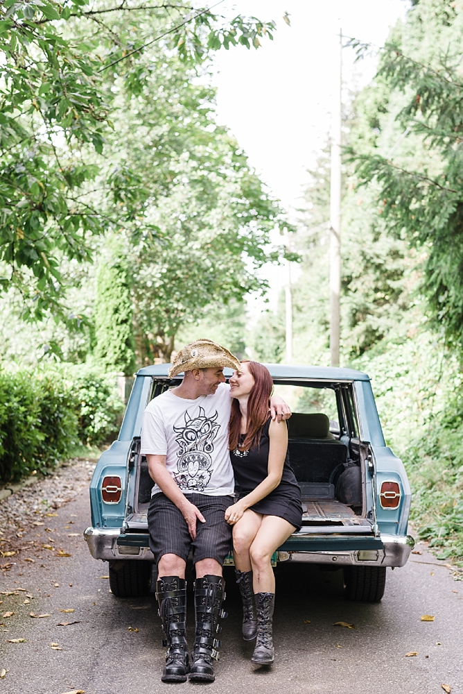 North Vancouver Engagement pictures