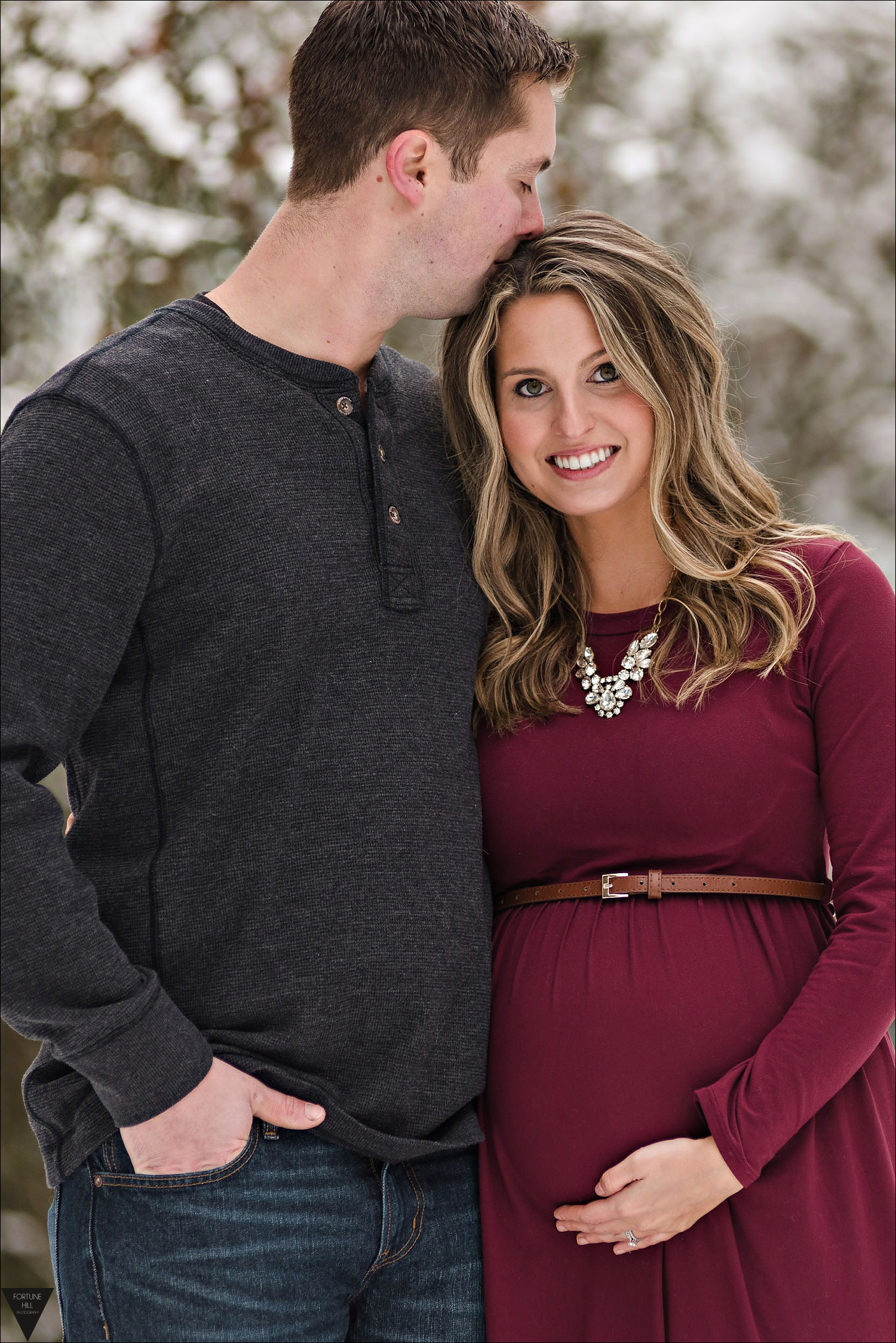 Derby Reach maternity pictures
