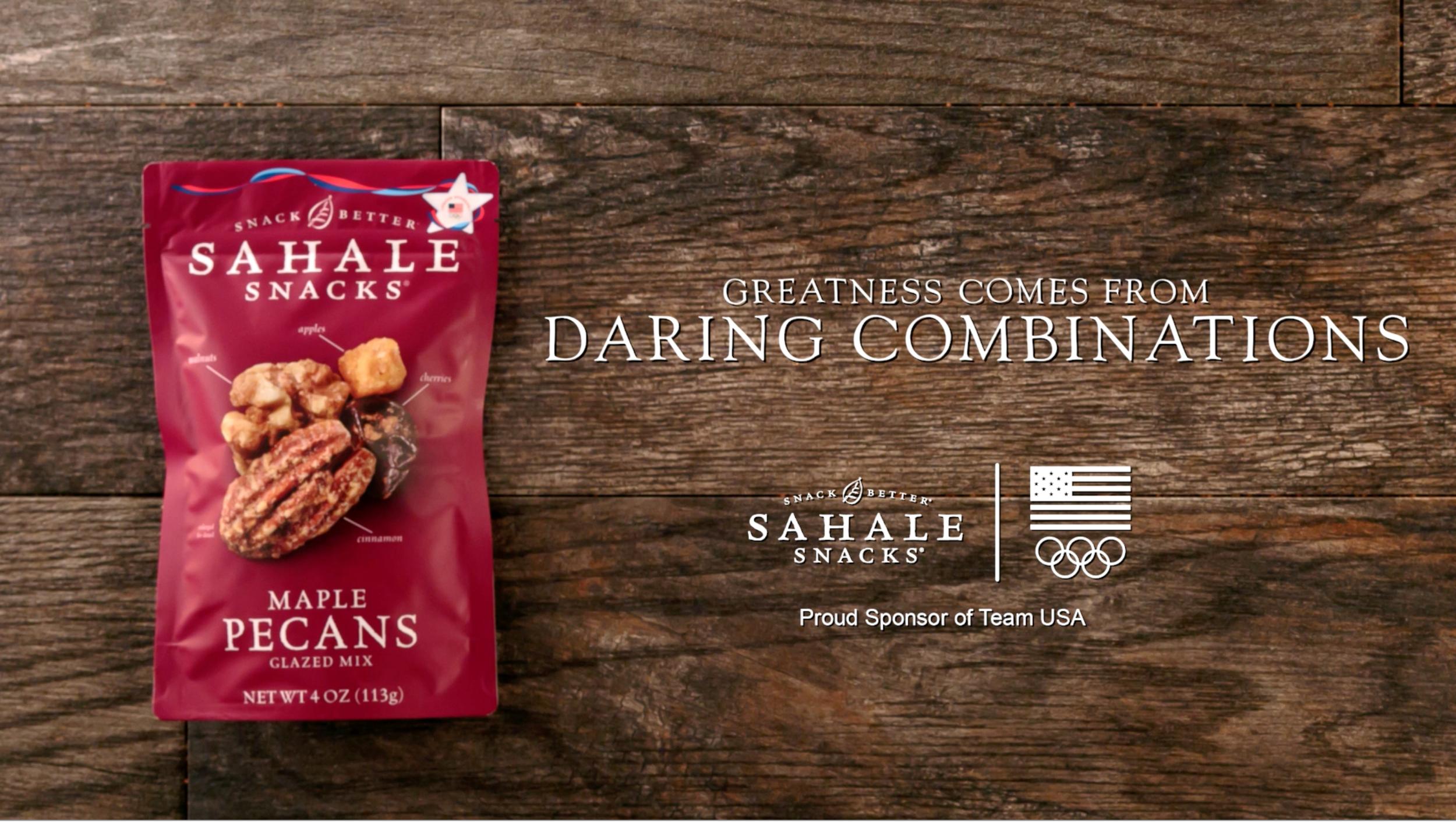 Sahale Snacks: Slopestyle/Maple Pecans