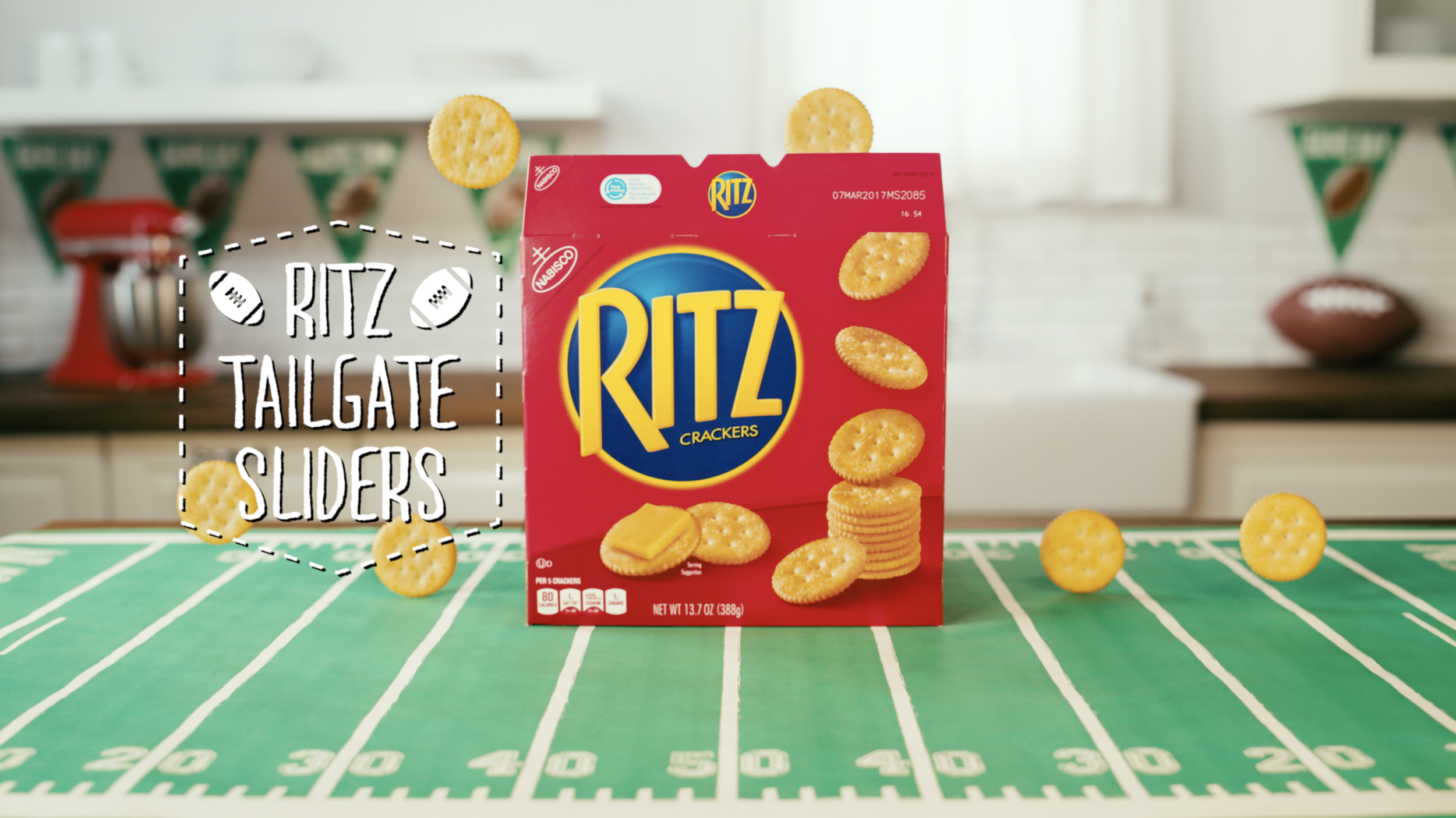 Ritz Crackers - Tailgate Sliders