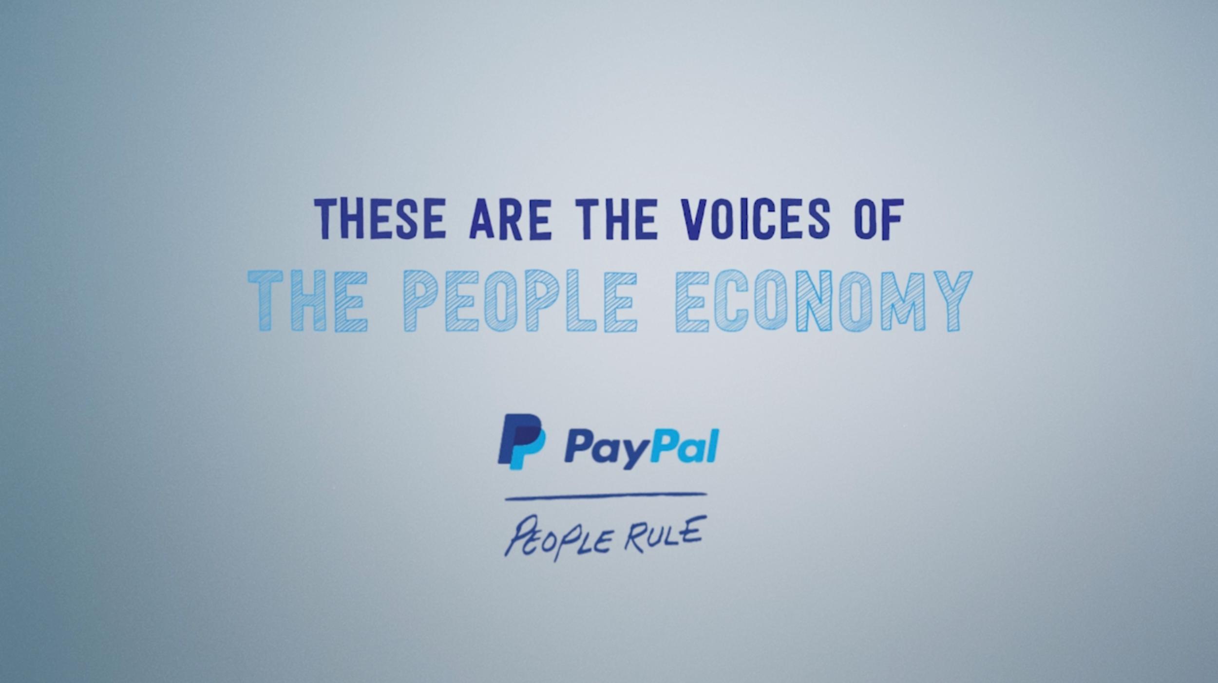 Paypal - 'Voices'