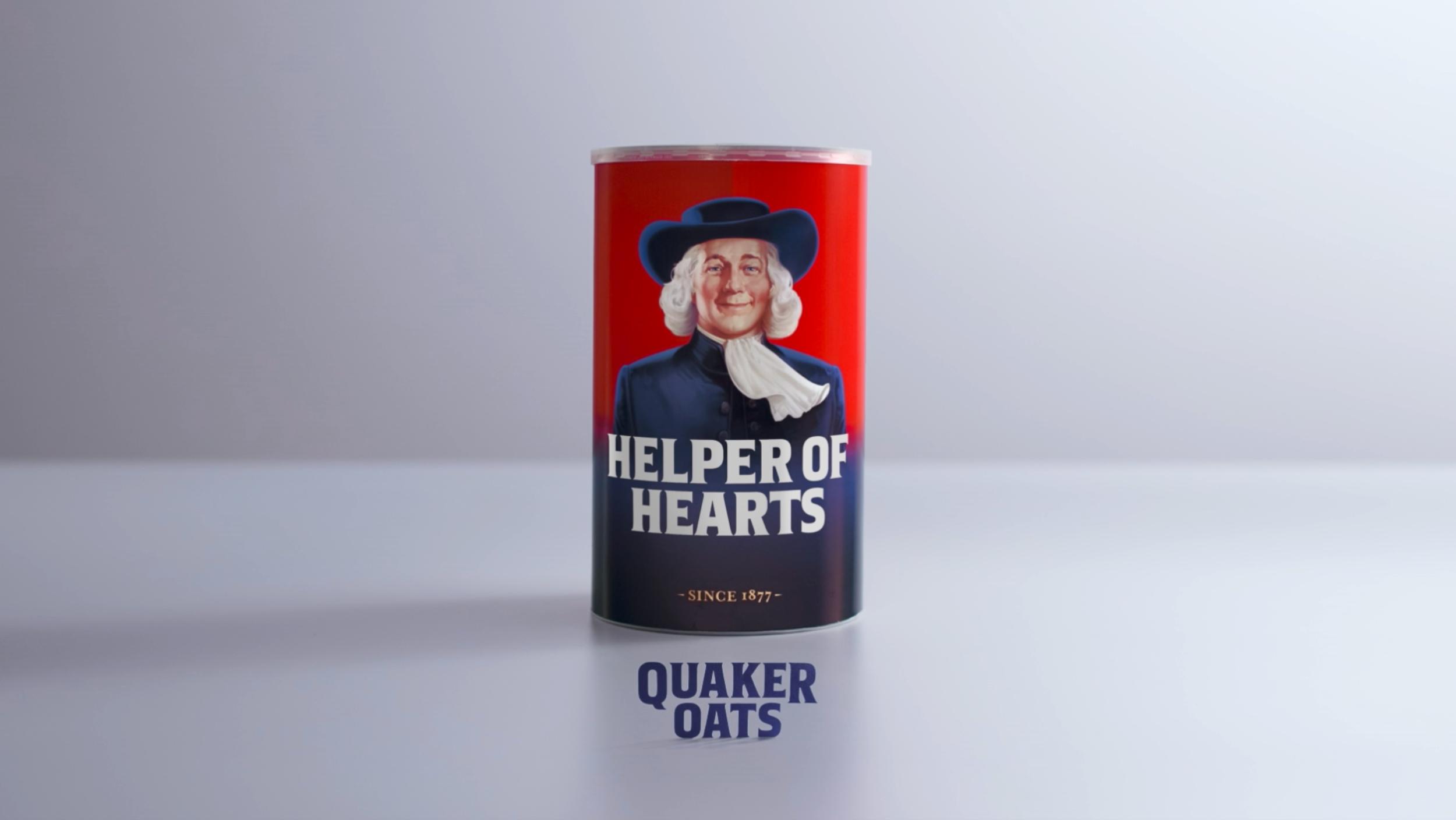 Quaker Oats: Heart Health
