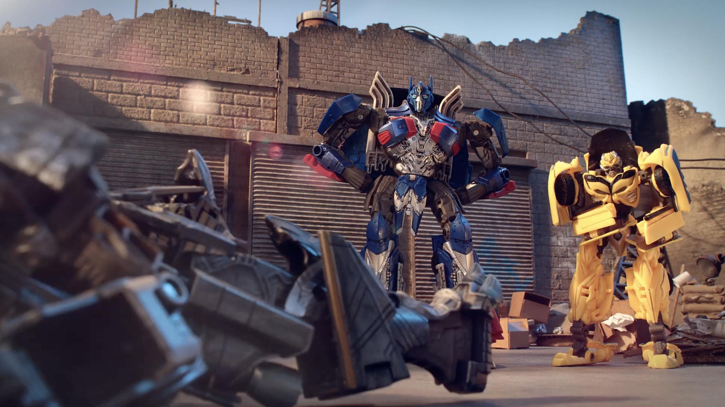 Transformers - The Last Knight 'Blooper Reel'