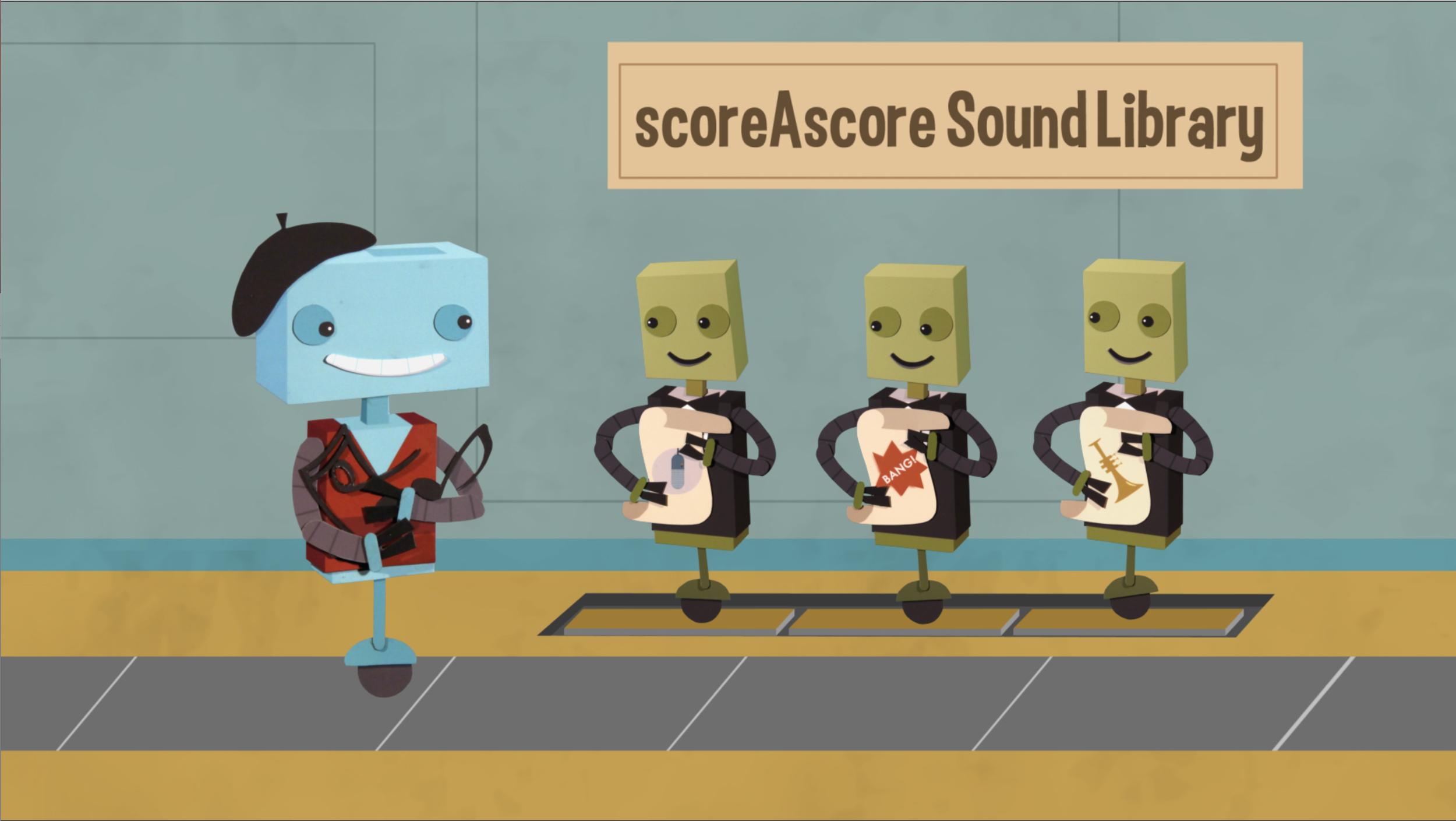 scoreAscore.com - 'The Future'