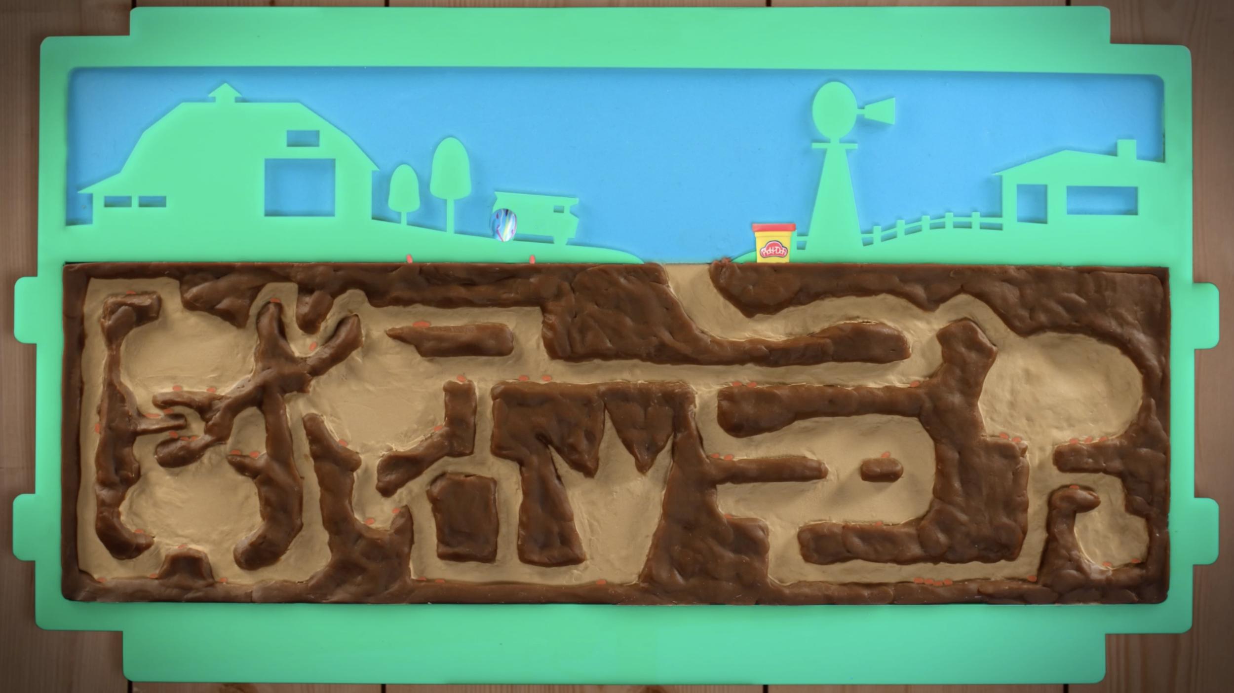 Play-Doh - 'Antfarm'