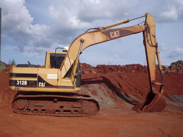 escavadeira