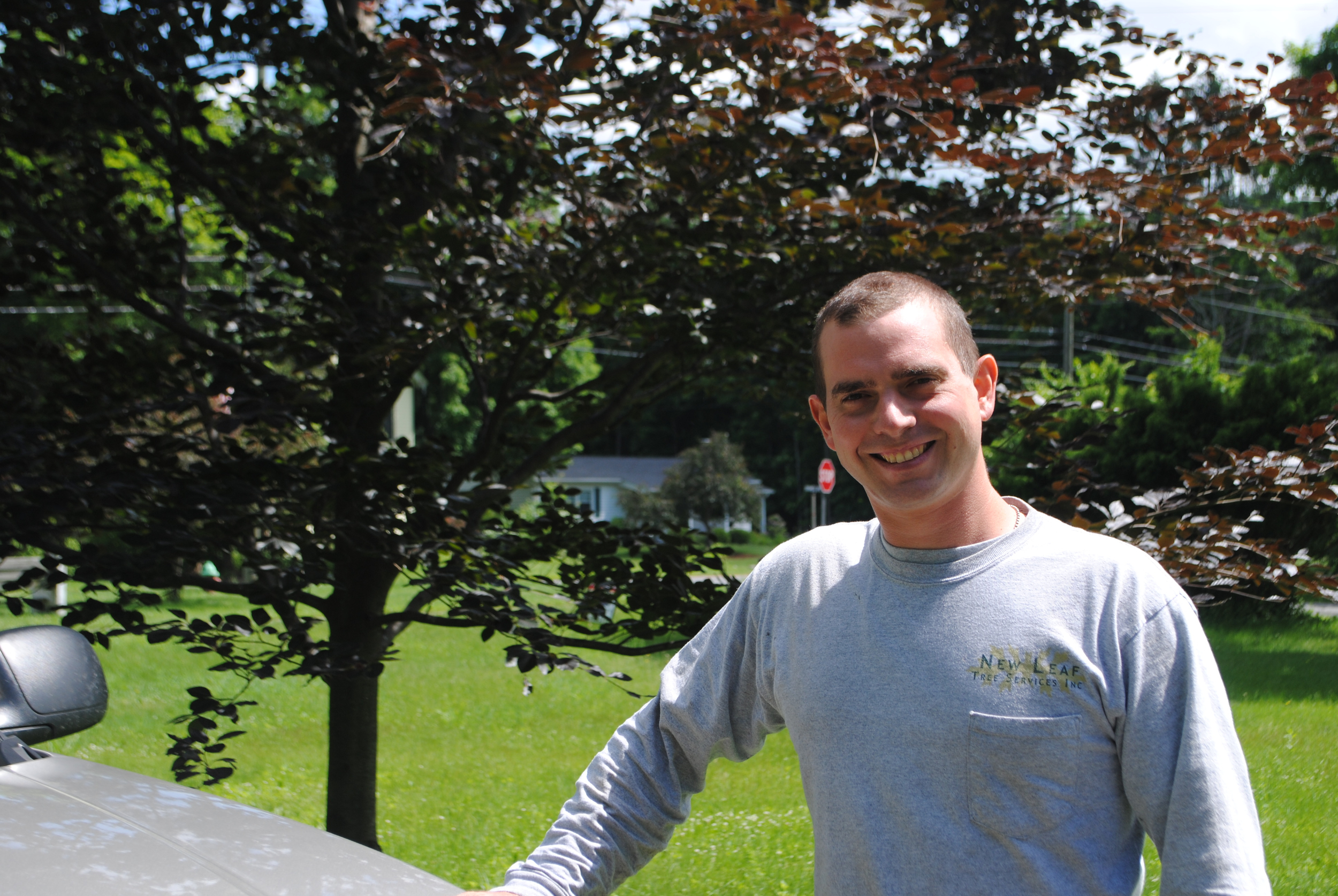 Caleb R.C. White, Co-Owner   ISA Certified Arborist NY-5816A