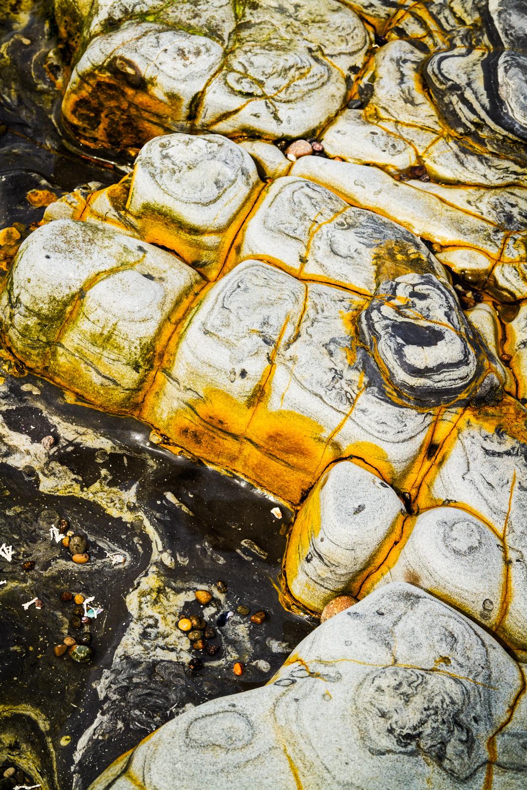 Yellow Stones