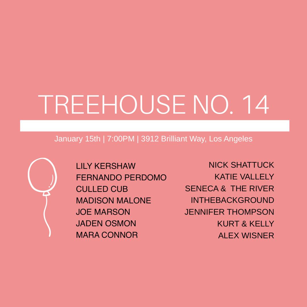 Treehouse No. 14 at 3912 Brilliant Way, Los Angeles, CA