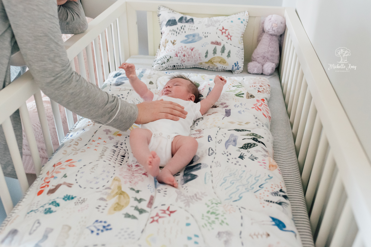Copy of In-Home Lifestyle Newborn Session