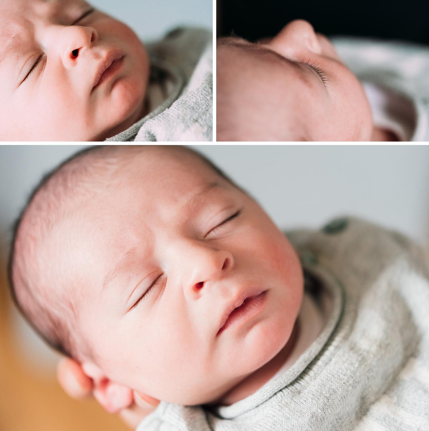 New Jersey In-Home Newborn Photo Session, 6