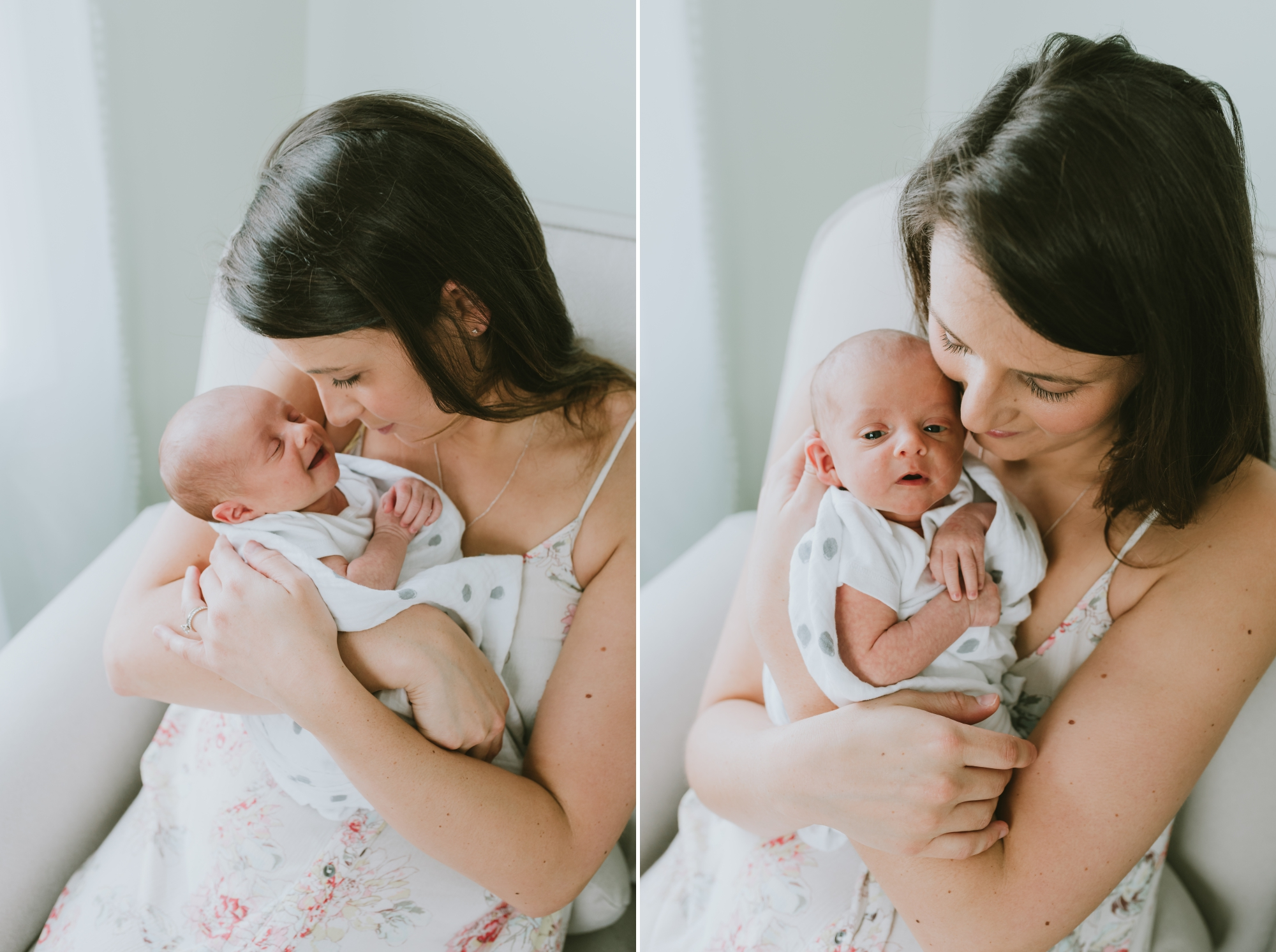 Copy of Highlands New Jersey In Home Lifestyle Newborn Pictures