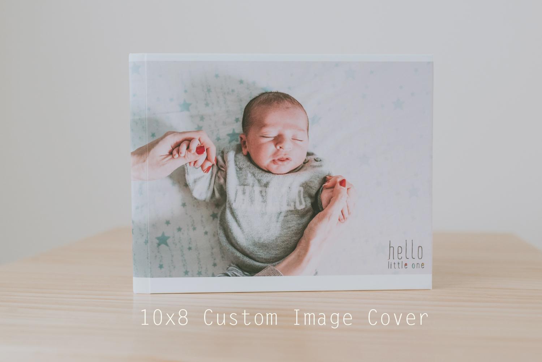 Custom Heirloom Photo Album