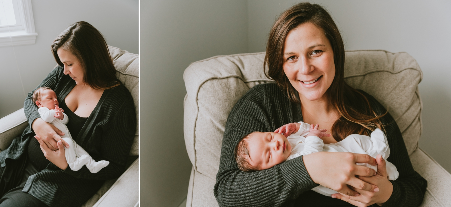 In-Home Newborn Photography Session Ocean County New Jersey